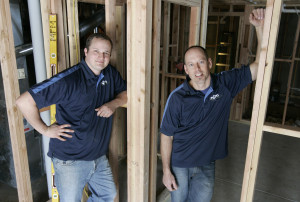 Marcus and Jonathan of MFM Design & Construction