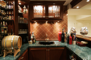 Bridgewater NJ, Basement remodeling, Design Build Contractor