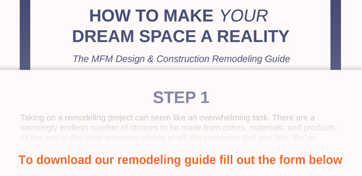 Download our remodeling guide